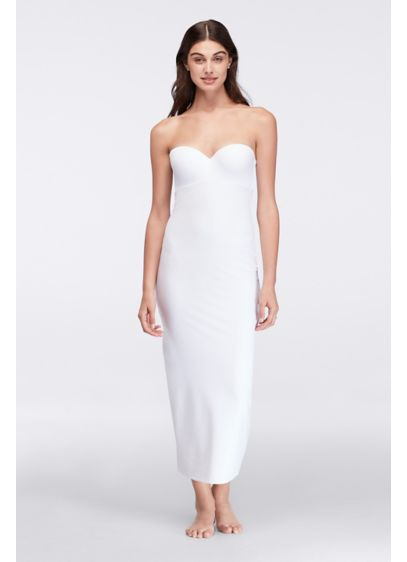 Strapless Full Length Bra Slip Davids Bridal