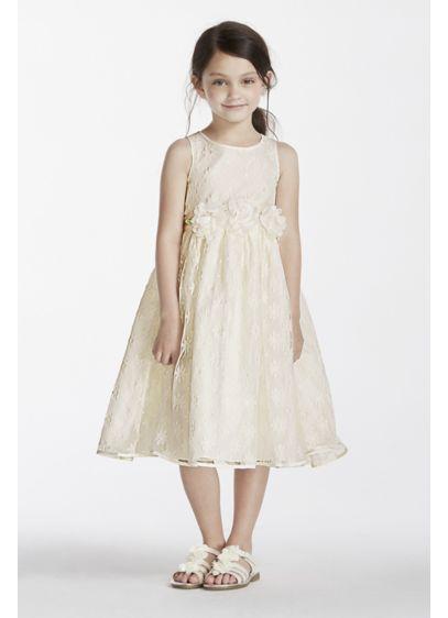 Short Ballgown Tank Dress - David's Bridal