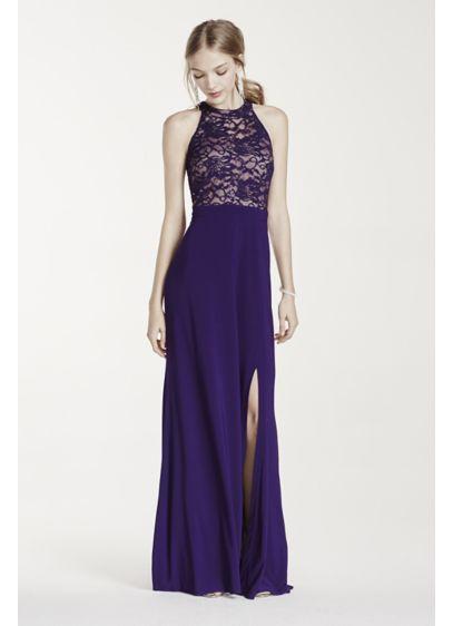 Long Sheath Formal Wedding Dress - Morgan and Co