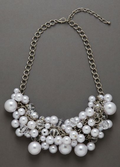 Mixed Baubles Necklace 12034160