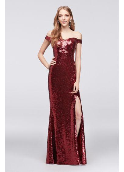 Long Mermaid/ Trumpet Formal Wedding Dress - Morgan and Co