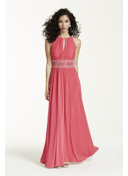 Long A-Line Wedding Dress - RM Richards