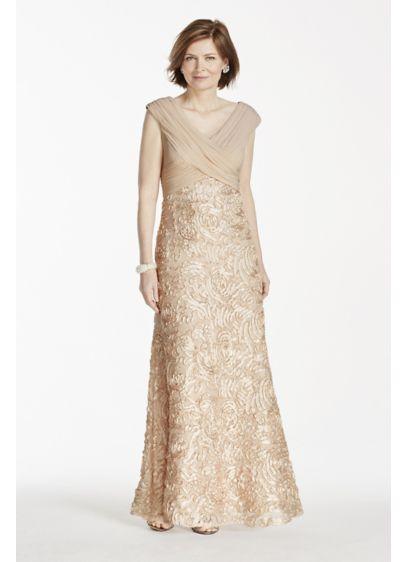 Long A-Line Tank Formal Dresses Dress - Patra