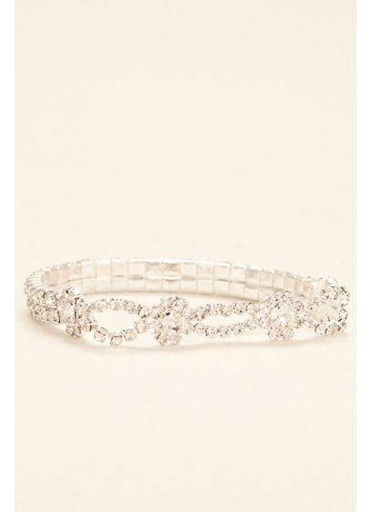 Twofer Stretch Bracelet - Wedding Accessories