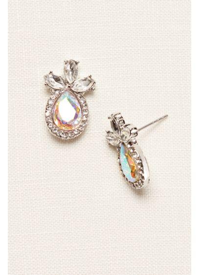Tear Drop Mini Pineapple Earrings - Wedding Accessories