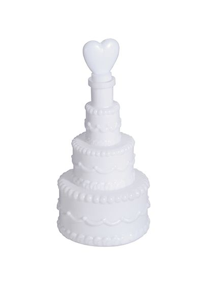 Wedding Cake Bubbles Set of 24 - Wedding Gifts & Decorations