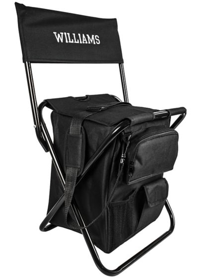 Personalized All In One Tailgate Cooler Chair David S Bridal