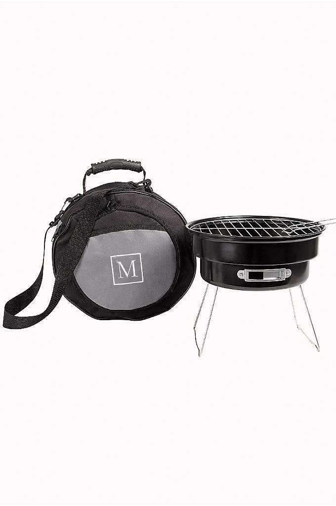 Personalized Cooler with Portable Grill - The Personalized Cooler with Portable Grill is perfect