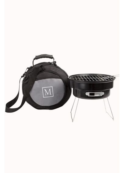 Personalized Cooler with Portable Grill 1413