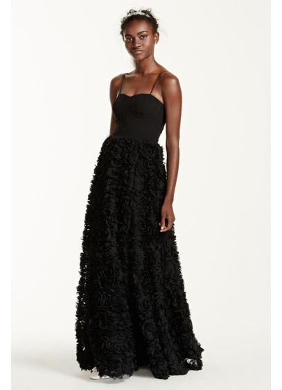 Long Ballgown Strapless Formal Dresses Dress - Aidan Maddox