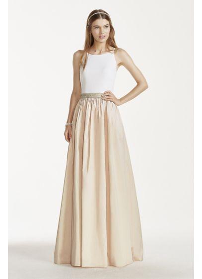 Long Ballgown Romantic Wedding Dress - DB Studio