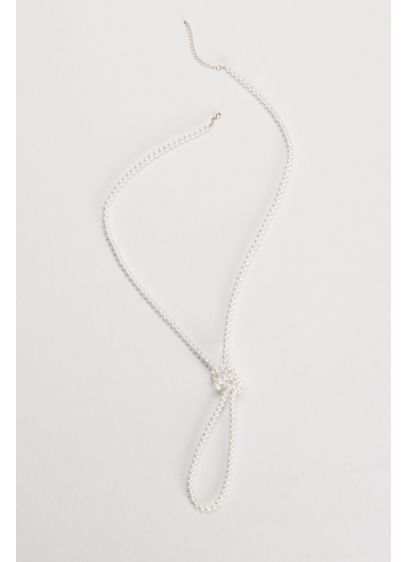 Long Pearl Necklace - Wedding Accessories