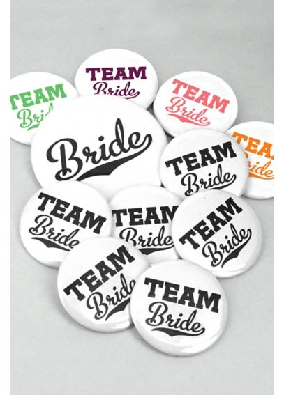 DB Exclusive Bachelorette Buttons Set of 13 1528501DB