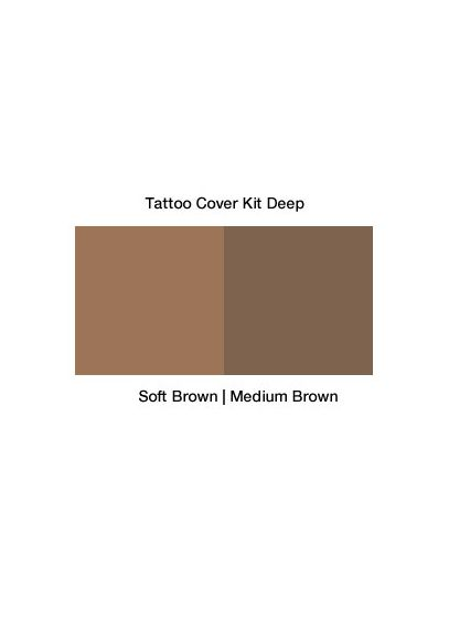Covermark Tattoo Cover Kit - Wedding Accessories