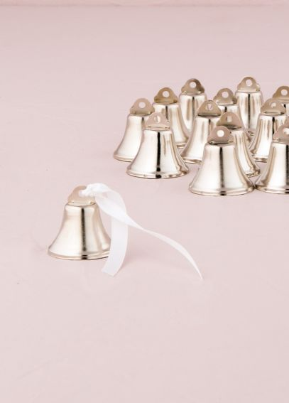 Mini Wedding Bells Pack of 24 1615