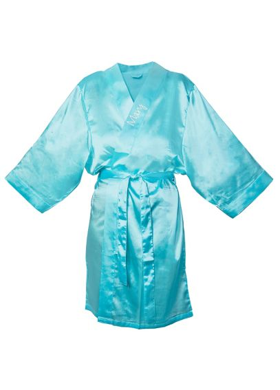 DB Exclusive Personalized Satin Robes 1805