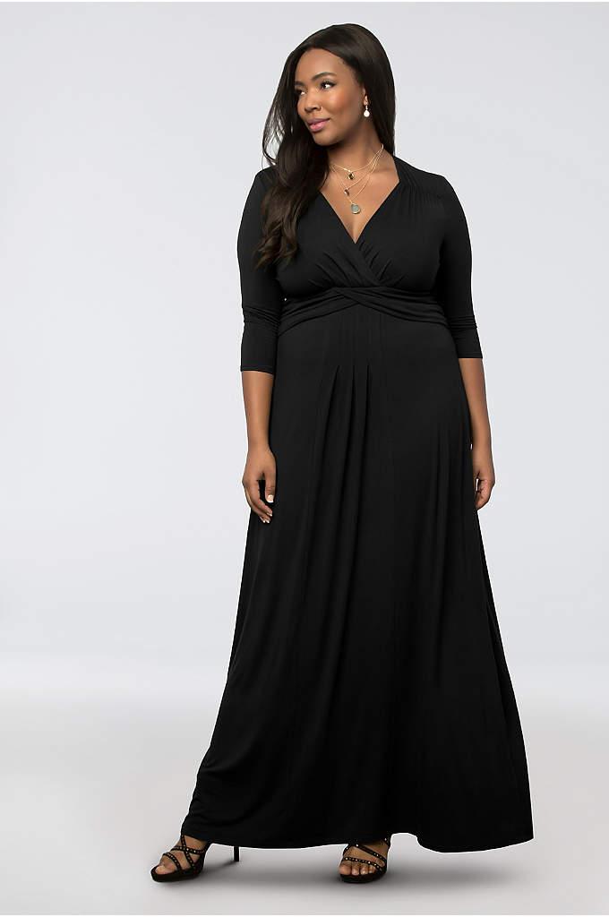 Desert Rain Maxi Dress - Crafted of soft jersey, this maxi dress drapes