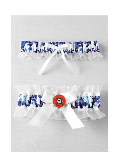 Military Collection Digital Camouflage Garter Set 20-082