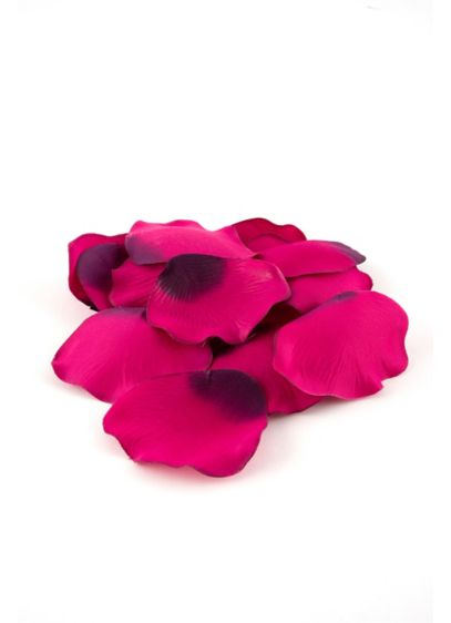 Silk Rose Petals - Wedding Gifts & Decorations