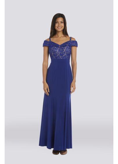 Long 0 Off the Shoulder Formal Dresses Dress - RM Richards