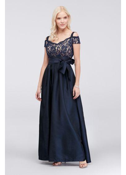 Long Ballgown Off the Shoulder Formal Dresses Dress - RM Richards