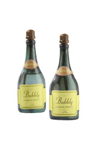 Bubbly Champagne Bubbles Set of 24 - When the celebration calls for champagne, the favors