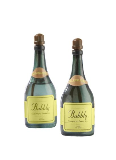 Bubbly Champagne Bubbles Set of 24 - Wedding Gifts & Decorations