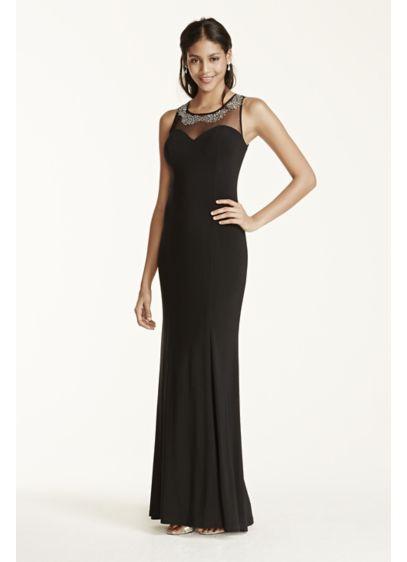 Long Sheath Tank Formal Dresses Dress - Hailey by Adrianna Papell