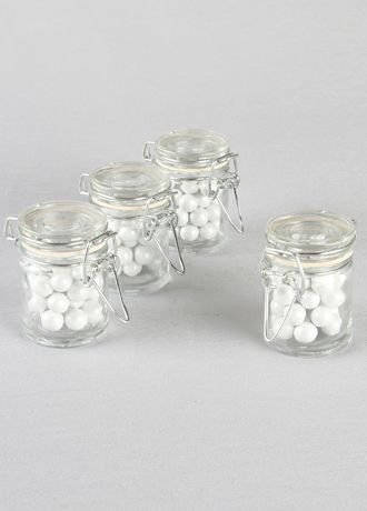 Favor Jelly Jar - Pack of 9 - Perfect for showers, receptions and other special occasions.