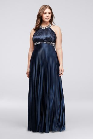 Navy blue dress size 0 homecoming