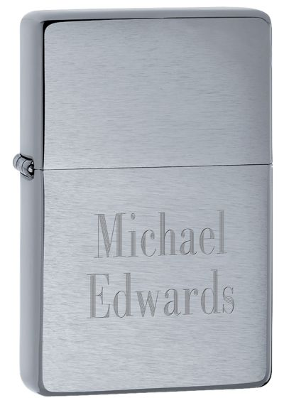 Personalized Vintage Series 1937 Zippo Lighter  230/25