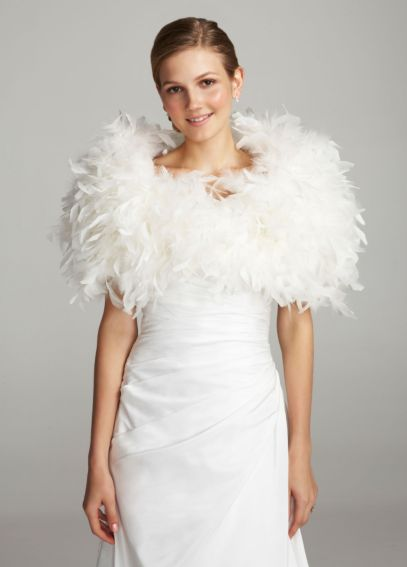Feather Wrap 258539