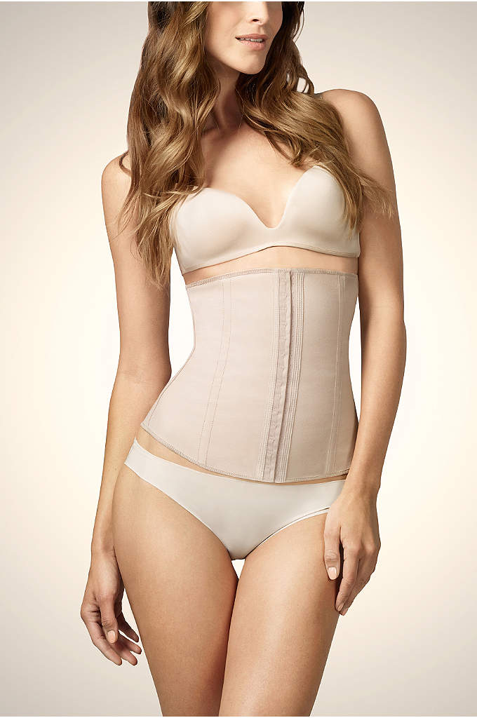 Perfect Waist Firm Compression Waist Cincher - Ideal for strapless and off the shoulder looks.