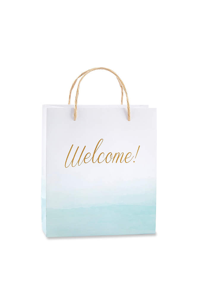 Beach Tides Welcome Bags Set of 12 - With the serene feel of a tropical ocean,