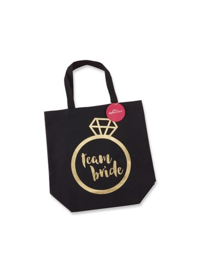 Team Bride Canvas Tote - Wedding Gifts & Decorations