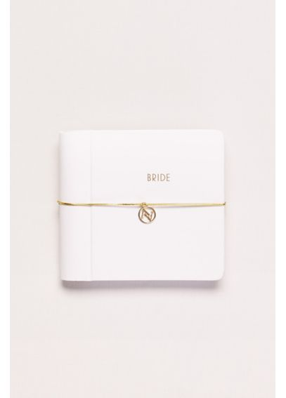 Bride Notebook with Band Closure 30073T266713