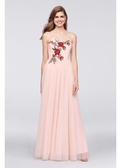 Long A-Line Strapless Formal Dresses Dress - Haute Nites