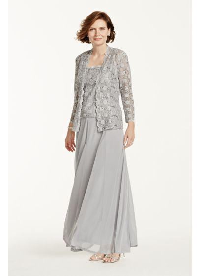 Long Sheath Jacket Mother and Special Guest Dress - Ignite