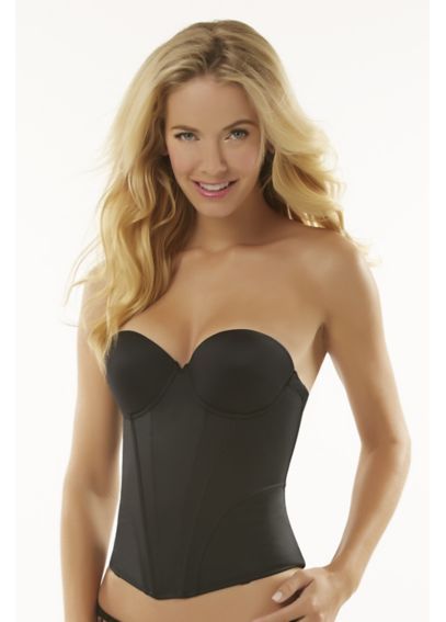 Jezebel Caress Seamless Bustier 32533