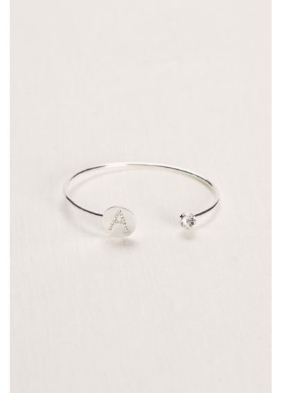 Monogram Crystal Bangle 330038