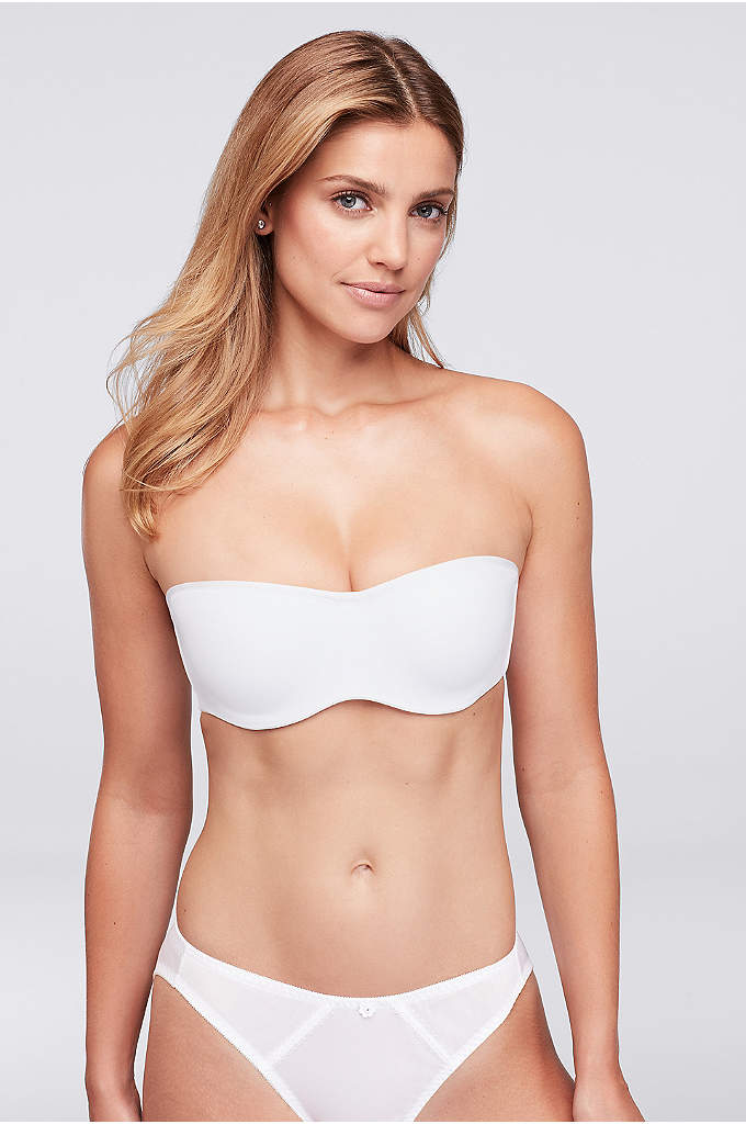 Bridal Bras - Strapless & Backless Bridal Bras | David's Bridal