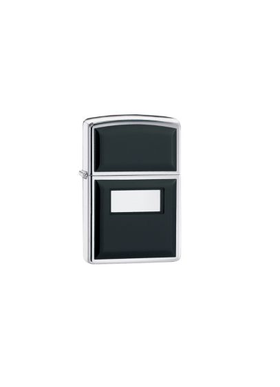 High Polish Chrome Lighter with Ultralite Emblem - Wedding Gifts & Decorations