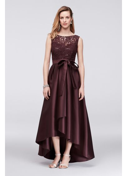 High Low Ballgown Wedding Dress - Ignite