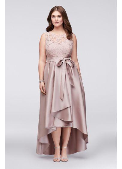 High Low Ballgown Tank Formal Dresses Dress -