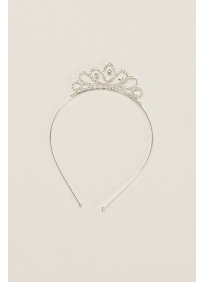 Crystal Tiara Headband - Wedding Accessories