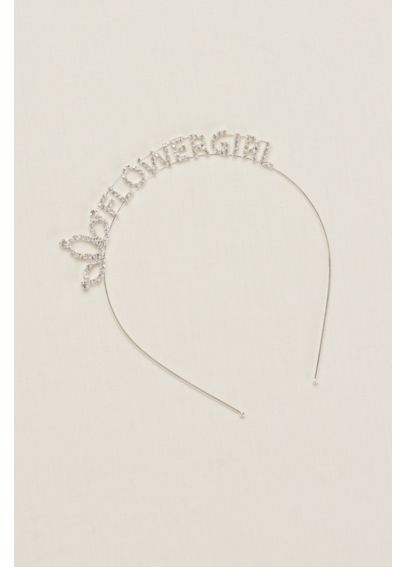 Flower Girl Scripted Headband 383808