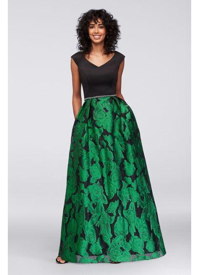 Long Ballgown Tank Formal Dresses Dress - Ignite