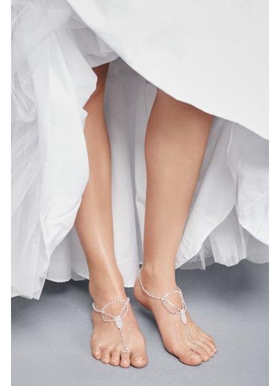 David's Bridal Grey