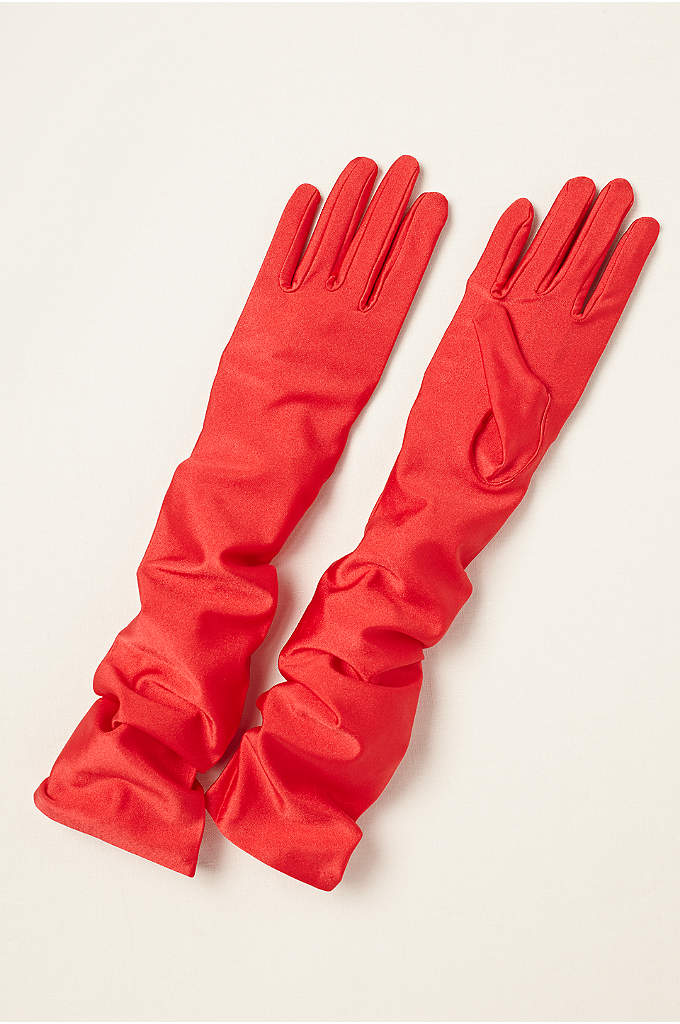 Greatlookz Lace Gloves for Girls in Wrist Length - Davids ... - photo #7