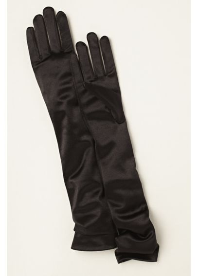 Greatlookz Satin Very Long Elbow Length Gloves 3GSO940012C